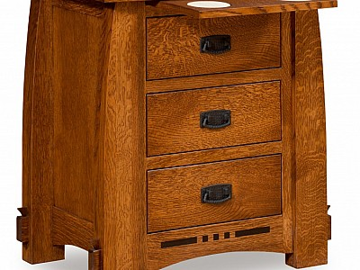 Colebrook Tall Nightstand