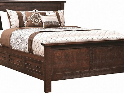 Denali Storage Bed
