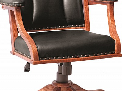 Buckeye Low Back Desk Chair