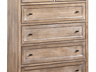 Farmhouse Heritage Chest of Drawers