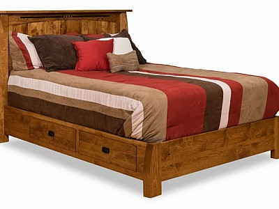 Colebrook Storage Bed