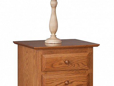 Sheraton Shaker Drawer Nightstand
