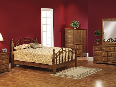 Sierra Classic Bedroom Collection
