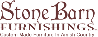 Stone Barn Furnishings :     Sofa Upholstered Mission