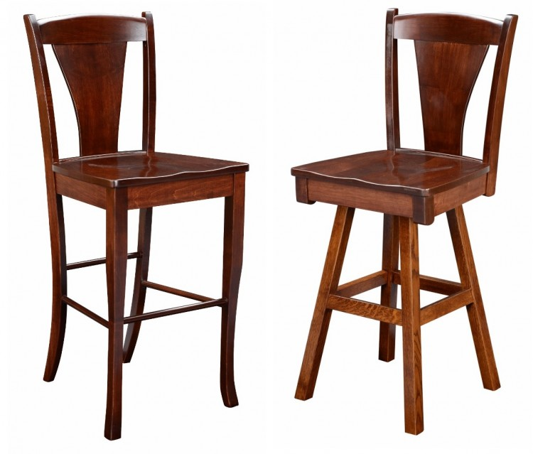 Woodville Bar-Chair