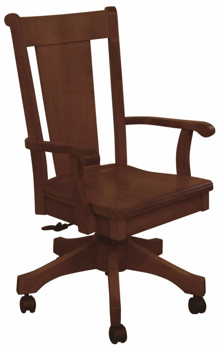 Cape May Office Chair : 203 72DA 27 : Office Furniture : Office Chairs :  Stone Barn Furnishings, Inc.