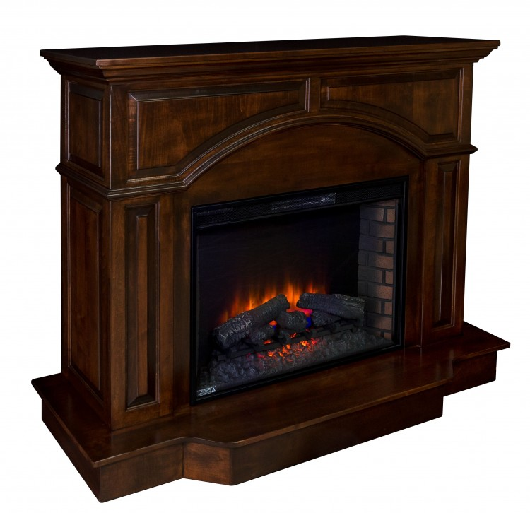 Denali Fireplace