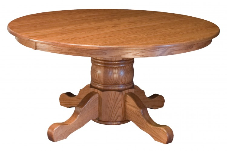 Conference Pedestal Table