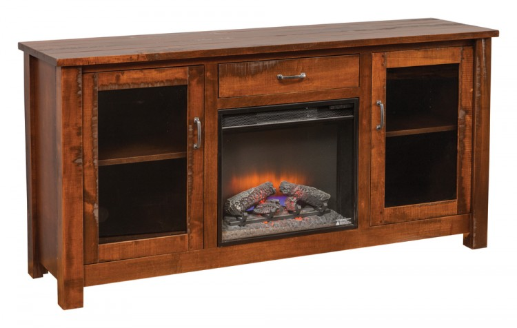 Riverton Fireplace TV Stand