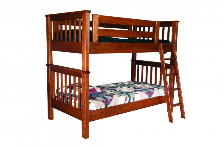 Miller's Mission Kids Bunk Bed
