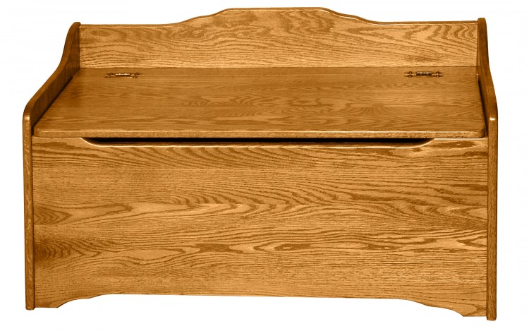 Deluxe Plain Toy Box