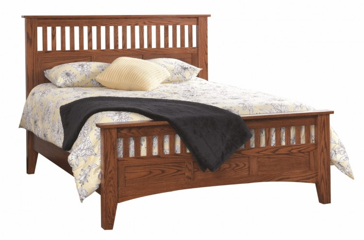 Siesta Mission Bed