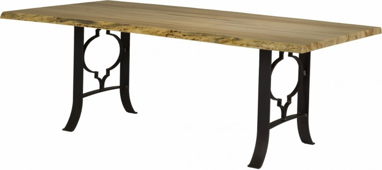 Ogee Base Dining Table