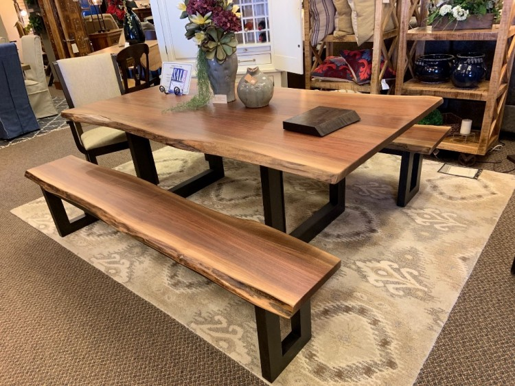 Kalispel Live Edge Dining Collection