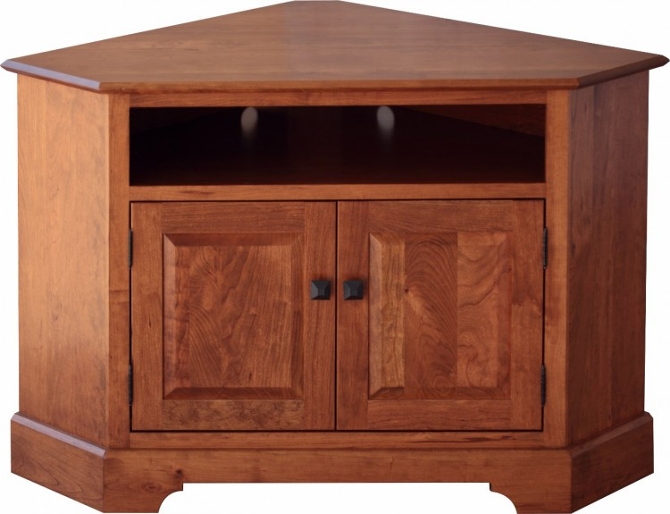 Dreston Corner Plasma TV Stand