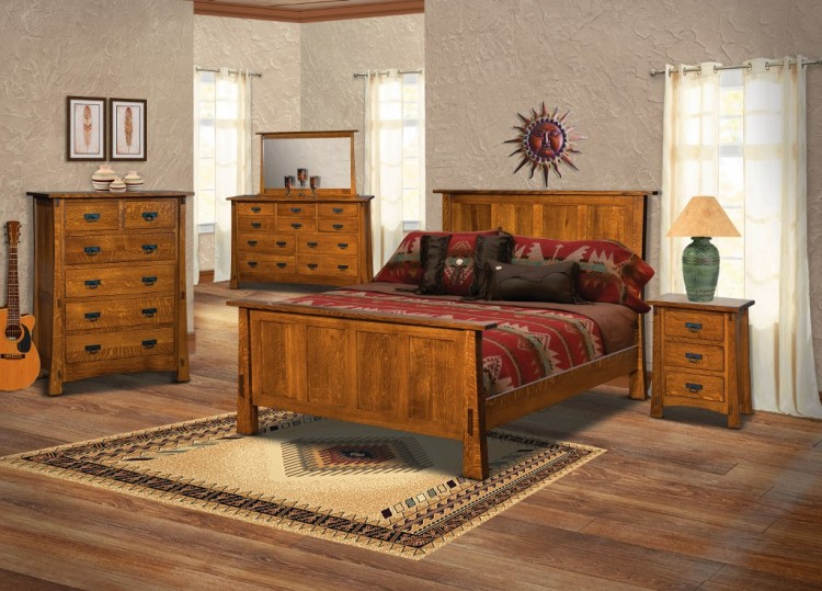 Modesto Bedroom Collection