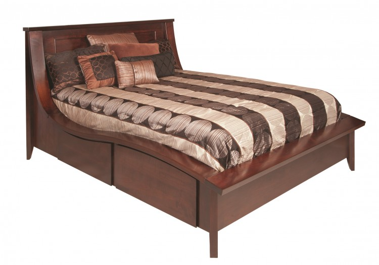 Kingston Wave Bed