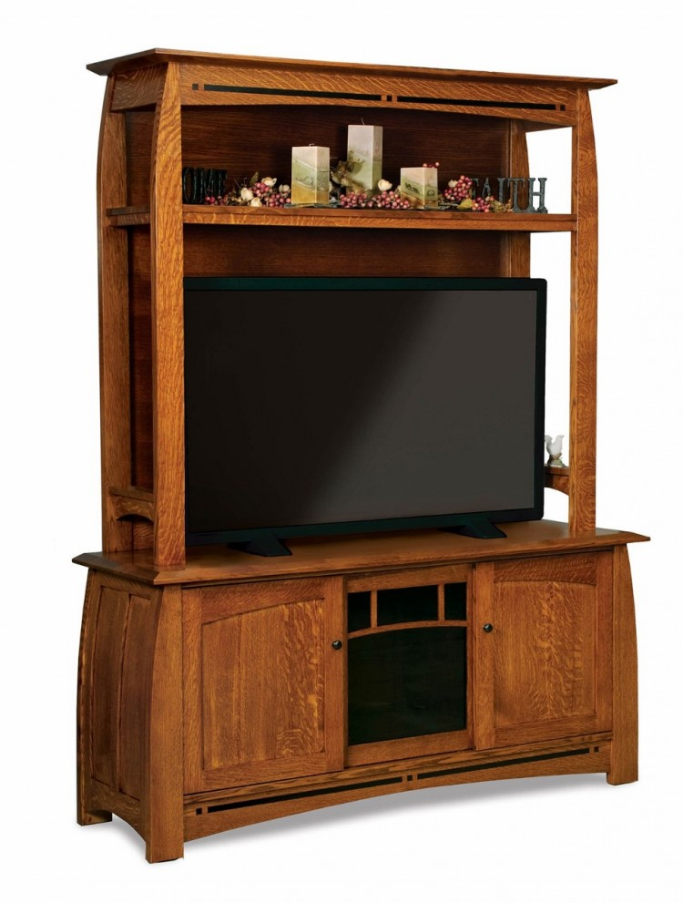 Boulder Creek TV Cabinet