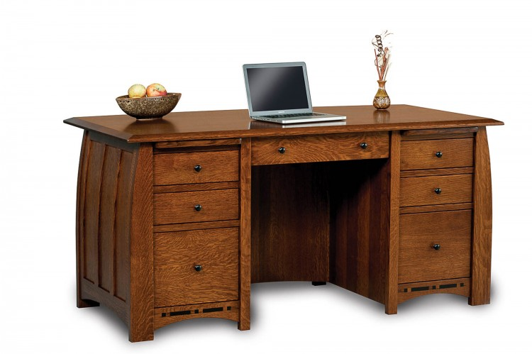 Boulder Creek Executive Desk