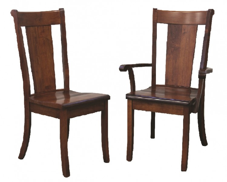 Cape May Chair : 201 72A 27 : Dining Furniture : Dining Chairs : Stone Barn  Furnishings, Inc.