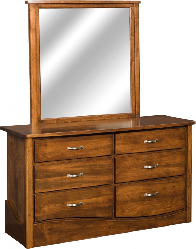 Tanessah Dresser and Mirror
