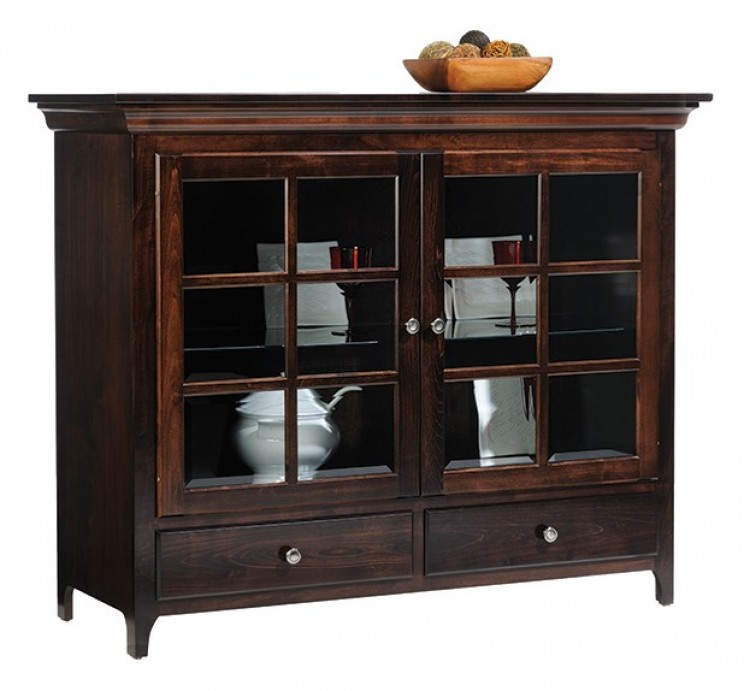Lexington Shaker China Pantry : 416 25CP 10 : Dining Furniture : Hutches :  Stone Barn Furnishings, Inc.
