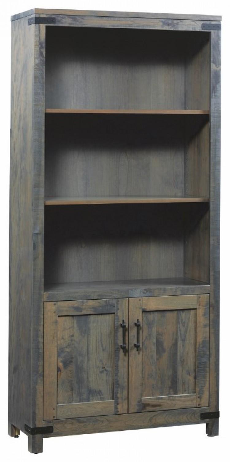 Cascade Rustic Bookcase