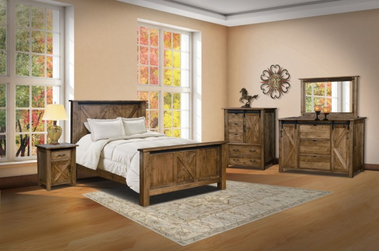 Teton Bedroom Collection