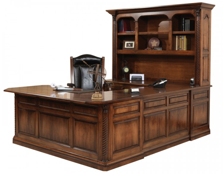 Bently U-Shaped Desk