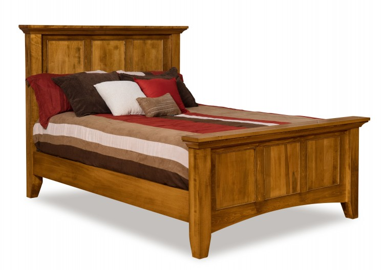 Legacy Panel Bed