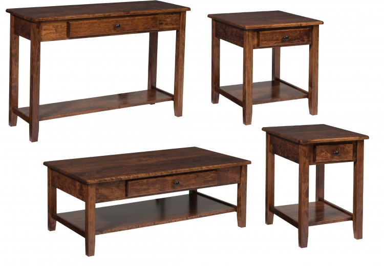 Shaker Occasional Tables