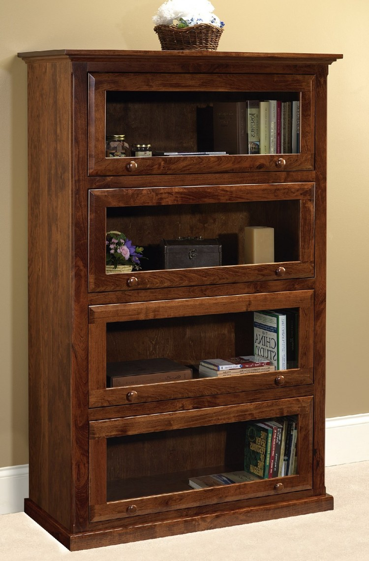 Salem Barrister Bookcase