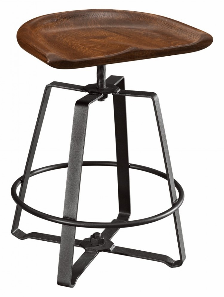 Iron Craft Barstool