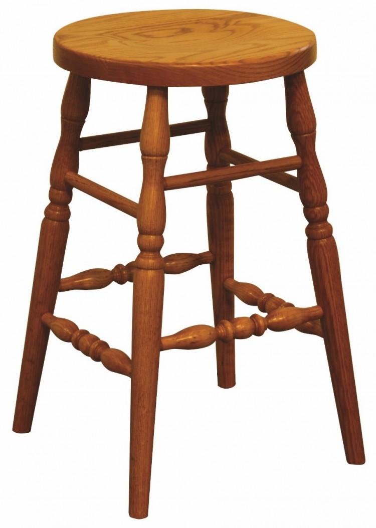 Scoop Seat Barstool 210 12 27 Dining Furniture Bar Chairs And Barstools Stone Barn Furnishings Inc