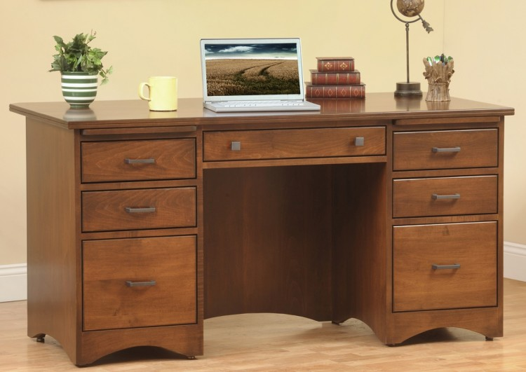 Prairie Mission Executive Desk