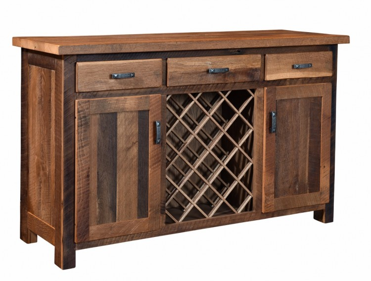 Almanzo Wine Server