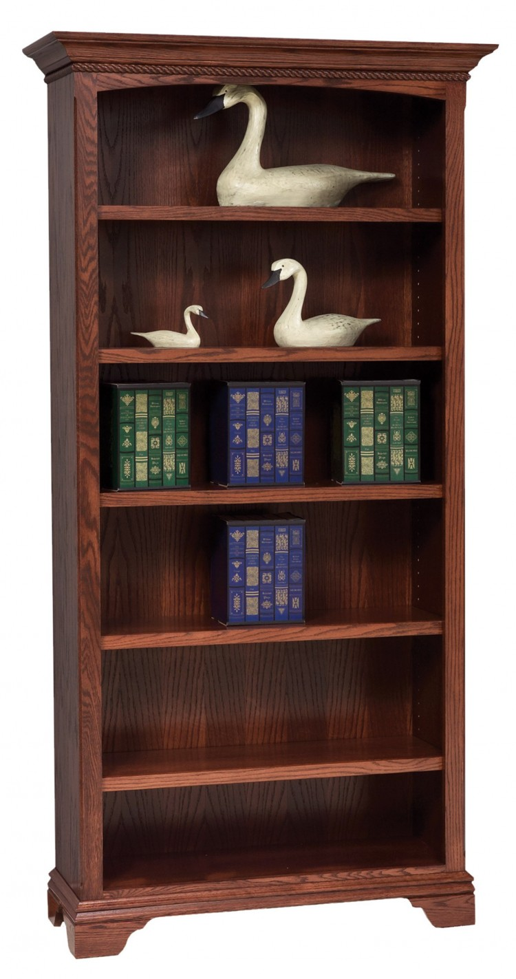 Stockton Bookcase 503 Go 3157 9 Office Furniture Bookcases Stone Barn Furnishings Inc