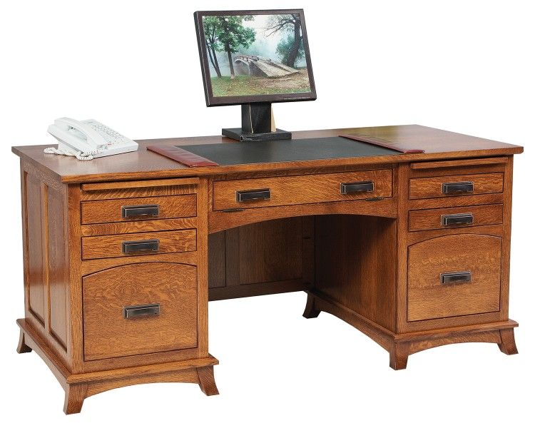 Mt. Eaton Executive Desk