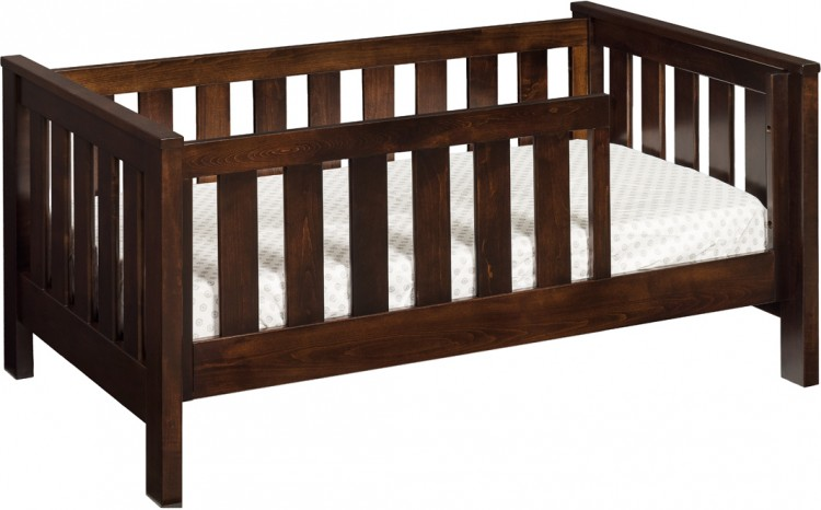 Slat Toddler Bed