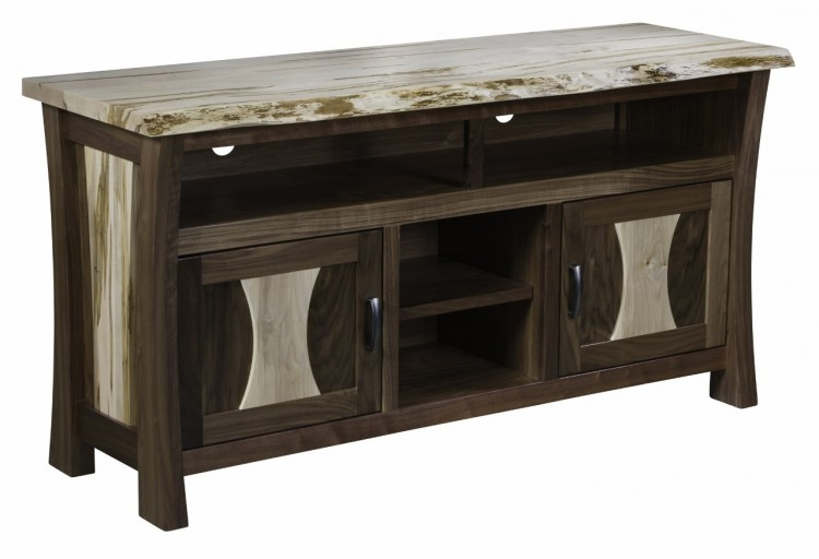 Legacy Live Edge TV Stand