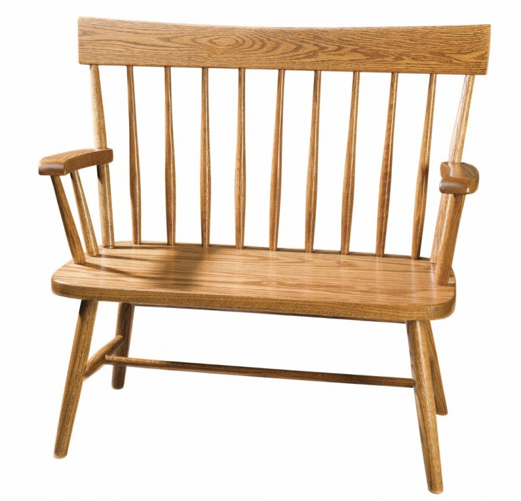 Child's Combback Deacon's Bench