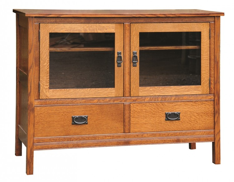 Country Mission TV Stand