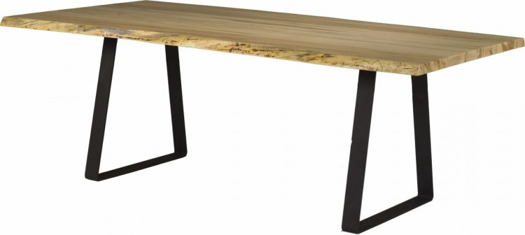 Stirrup Base Dining Table