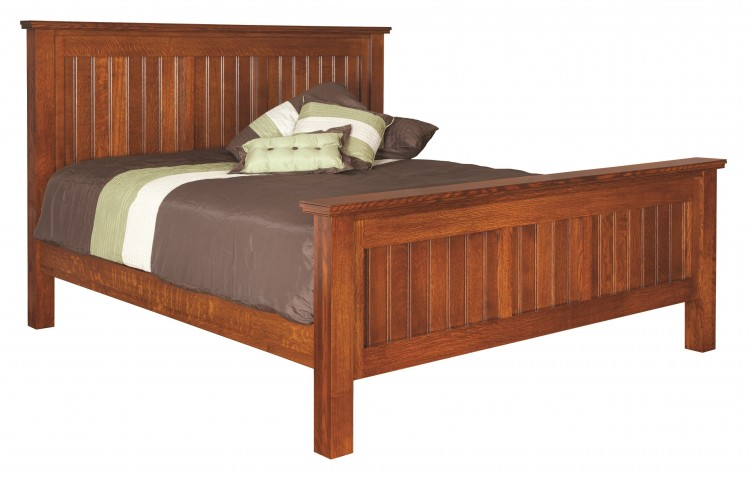 Country Mission Deluxe Bed