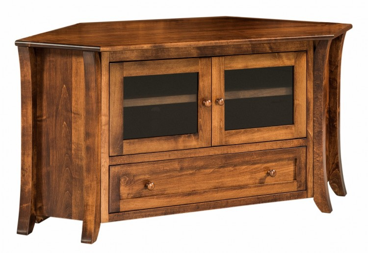Executive Desk Kneehole Credenza With Storage Hutch