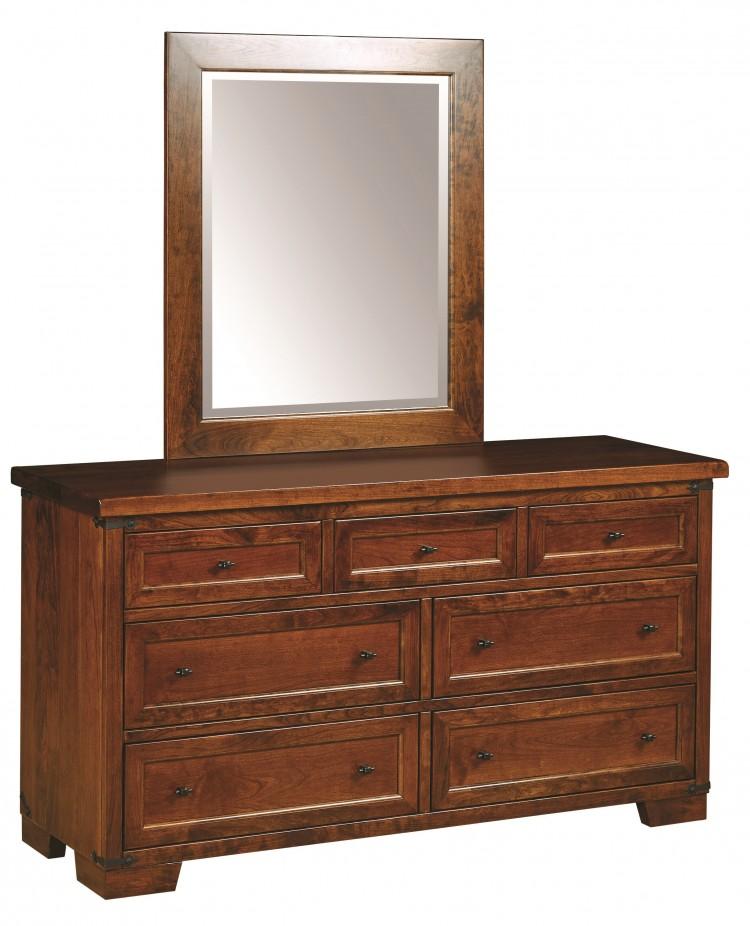 Farmhouse Double Dresser 565 Cwf6012 Cwf6051 11 Bedroom