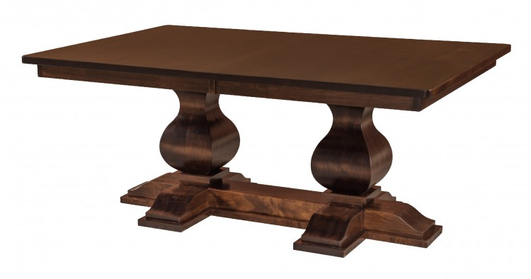 Barrington Double Pedestal Table