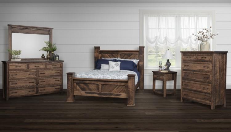 Denali Bedroom Collection 565 Cwf3100 11 Bedroom Bedroom Suites Stone Barn Furnishings Inc