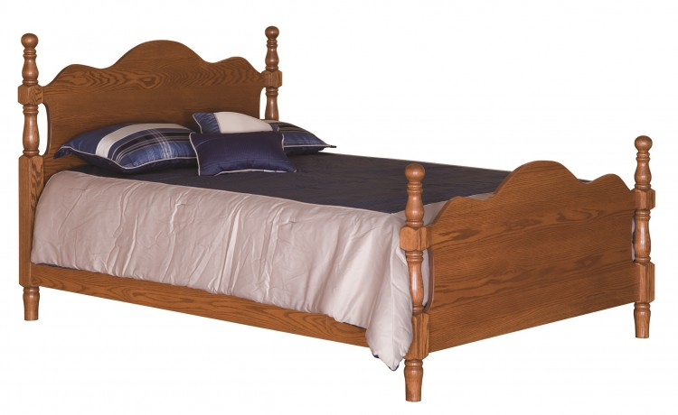 Cannonball Bed