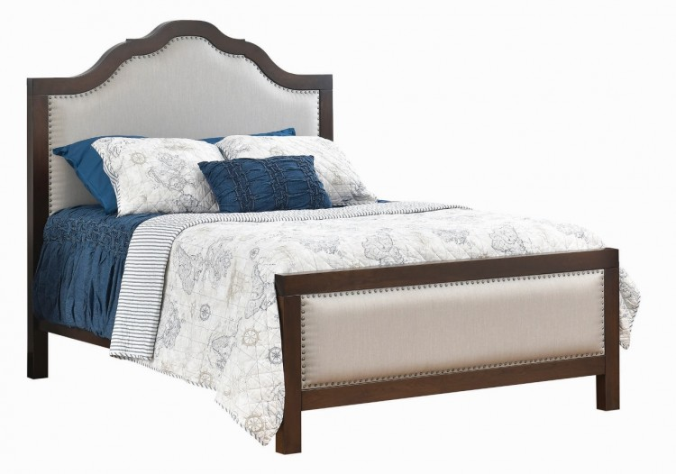 Legacy Village Arched Bed